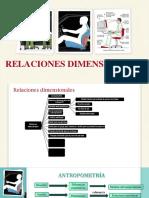 Relaciones Dimensionales Cc