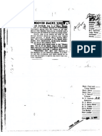 FBI Dossier of J. Edgar Hoover (FOIA Declassified), Part 6b