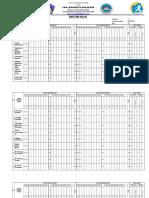 Aplikasi Daftar Nilai x (Kur 2013)