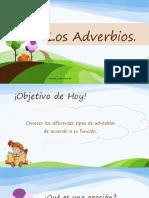 Clase Adverbios