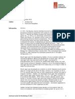 Protocol Almidon