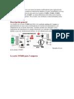 Aplicacion Del Diodo 1n4007