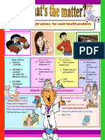 Health problems - Treatment- roleplays.doc