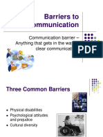 6. Barriers of Communication 2