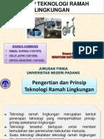 Prinsip Teknologi Ramah Lingkungan
