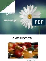 Antibiotics My Sem