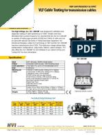 VLF 200 Brochure