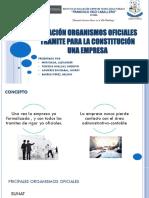 Relación Organismos Oficiales Expo Ppt