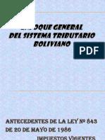 Sistema Tributario Boliviano