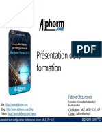 Alphorm.com - Support de La Formation Windows 2012 (70-410)_SS