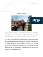 va flaggers story