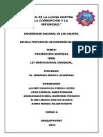 Ley gravitaconal universal.docx