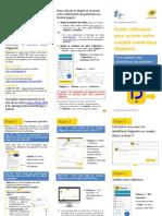 Guide Utilisateur DIGIPOSTE