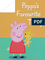 Peppa Favourite Things