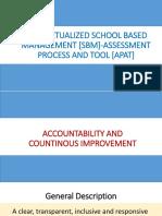 Sbm Presentation-Accountability & CI
