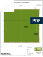 kilkishen national school - pitch layout