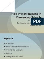 help prevent bullying in elementary schools