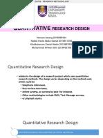 Quantitative Research