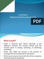 Economics for CM 6 (Profit Concept)