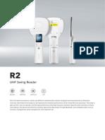 R2 RFID Swing Reader