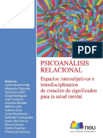 Psicoanalisis-Relacional