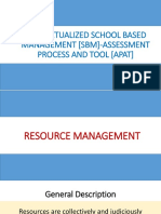 Sbm Presentation-resource Management