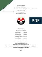 Laporan Praktikum Filum Annelida