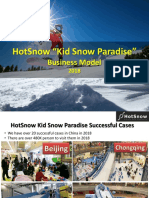 Snow Paradise Proposal