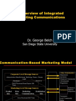 Lecture 1 An Overview of Integrated Marketing Communications
