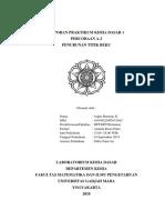 Laporan Praktikum Kimia Dasar 2