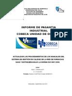 Cobeca - Informe Final de Pasantias..