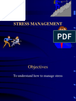 Stress Management LISTY