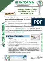 20180202 Csif Informa Normativa Oposiciones 2018 Secundaria y Oc 5
