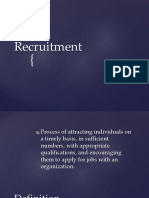 2.1. Recruitment