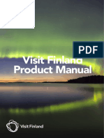Visit Finland Product Manual 2016