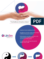 Lifezen Corporate Profile