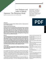 Asociación entre la diabetes y la atrofia del hipocampo en ancianos japoneses - Estudio de Hisayama.pdf