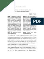 Los Aforismos en La Literatura Española Actual