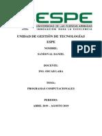 Universidad Electronica Industrial