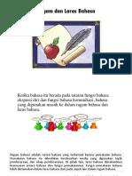 Ragam dan Laras Bahasa, EYD.pptx
