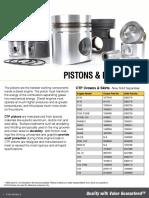 F-720-155 Rev. D Piston & Piston Kits