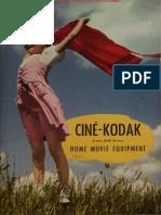 Cine Kodaks 1940