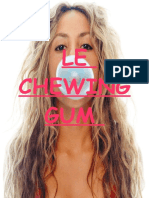 Le Chewing Gum