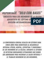 Reportaje ''Encuesta Dia'' PDF