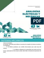 Analogias Mecanicas Electricas Abril 25 de 2017