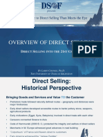 Overview of Direct Selling