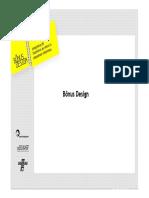 Apresentação Bonus Design Site