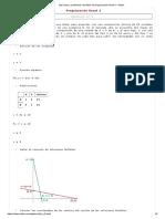 Ejercicios y Problemas Resueltos de Programación Lineal 3 - Vitutor