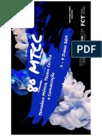 8º Seminário 'Música Teoria Crítica e Comunicação' junho 2019 CESEM NOVA