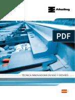 SCHWIHAG Produktbroschuere ES 2010